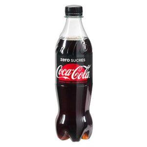 Coca-cola zero Brasserie L'Imperiale Ajaccio