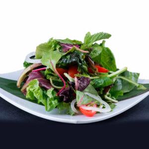 salade accompagnement Brasserie L'Imperiale Ajaccio