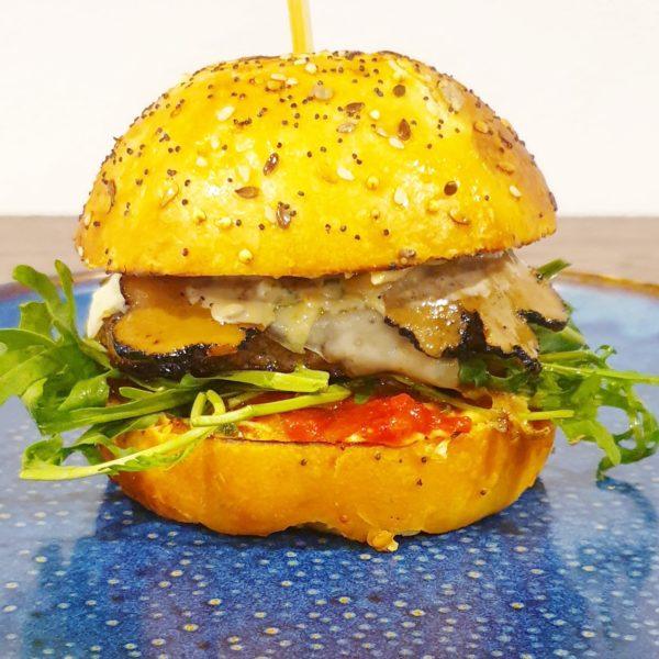 burger gourmand Brasserie L'Imperiale Ajaccio