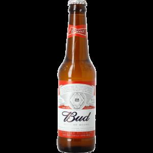 Bière Bud 33cl Brasserie L'Imperiale Ajaccio