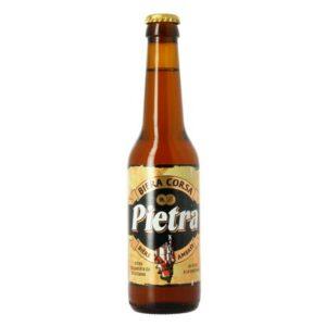 Bière corse Pietra ambrée 25cl Brasserie L'Imperiale Ajaccio