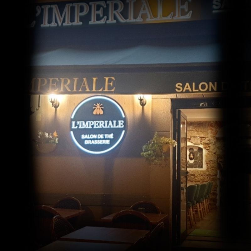 La Brasserie L'Impériale 32, cours Napoléon à Ajaccio